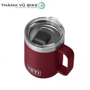 ly-giu-nhiet-yeti-rambler-10-oz-285-ml-mug-nap-nam-cham-co-quai-rambler-10-oz-mug-with-magslider-lid-harvest-red
